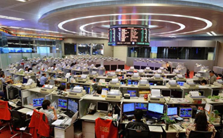 为避免股市泡沫,部分投资者转到香港市场